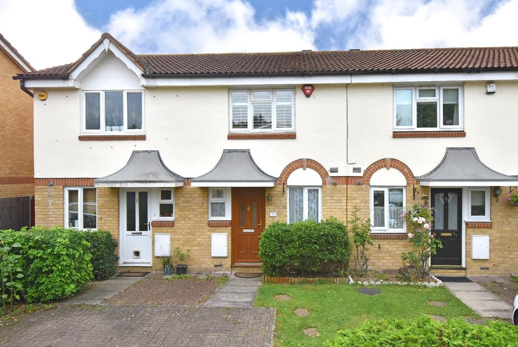 2 Bedrooms Terraced House for sale in Pennington Way