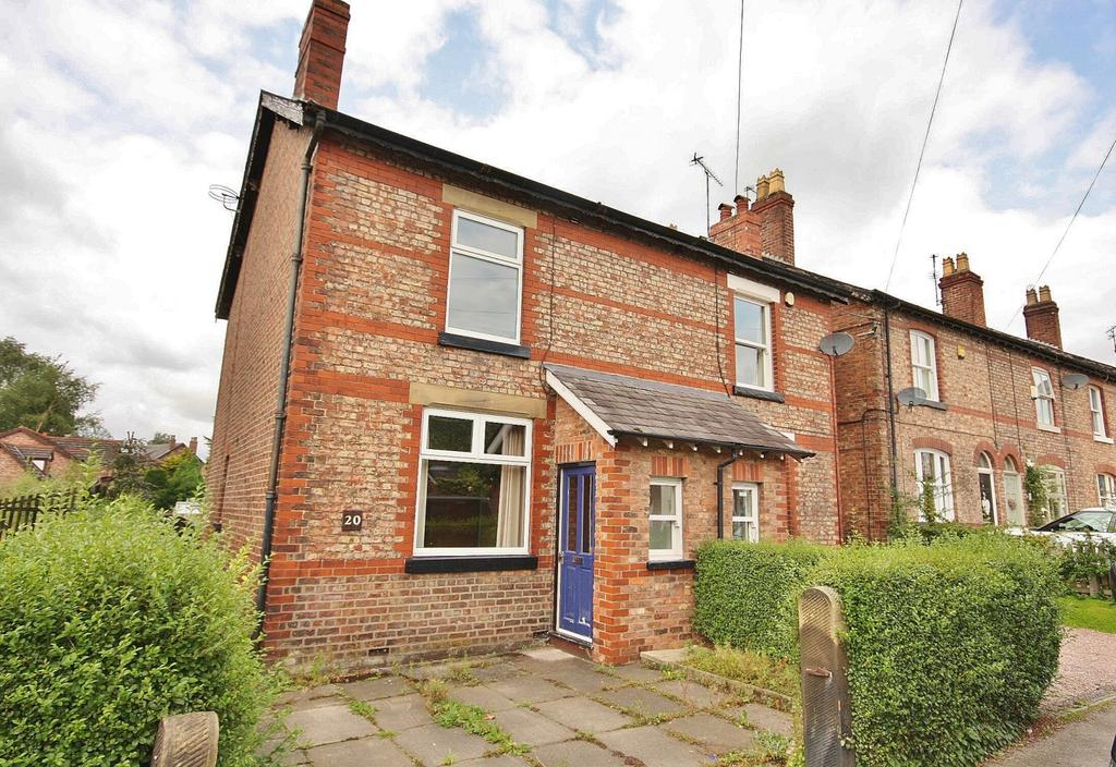 2 Bedrooms Semi Detached House for sale in South Oak Lane, Wilmslow