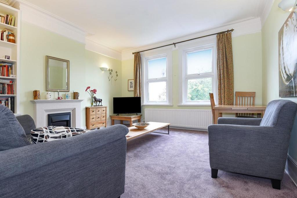 2 Bedrooms Flat for sale in Merton Hall Road, Wimbledon