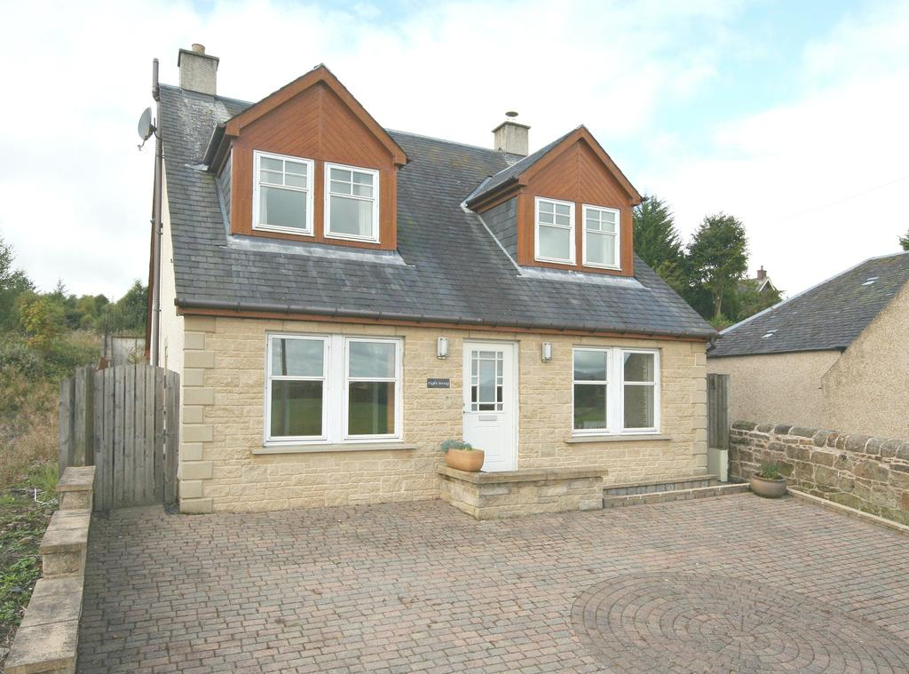 3 Bedrooms Detached House for sale in Main Street, Old Plean, Near Stirling FK7