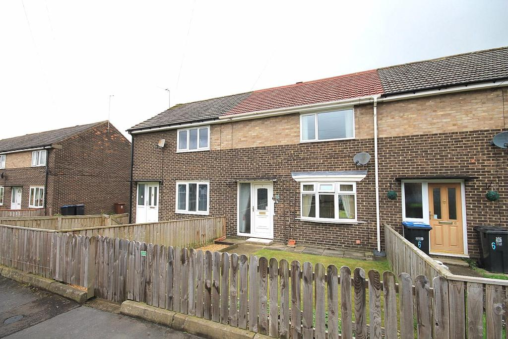 2 Bedrooms Terraced House for sale in Borrowdale Grove, Crook