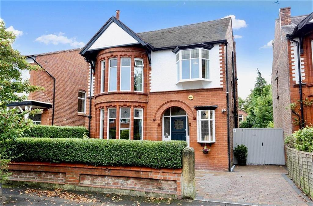 4 Bedrooms Detached House for sale in Ashwood Avenue, West Didsbury, Manchester