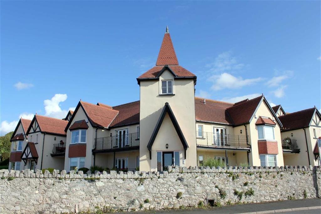 2 Bedrooms Apartment Flat for sale in Bryn Y Bia Road, Craigside, Llandudno, Conwy