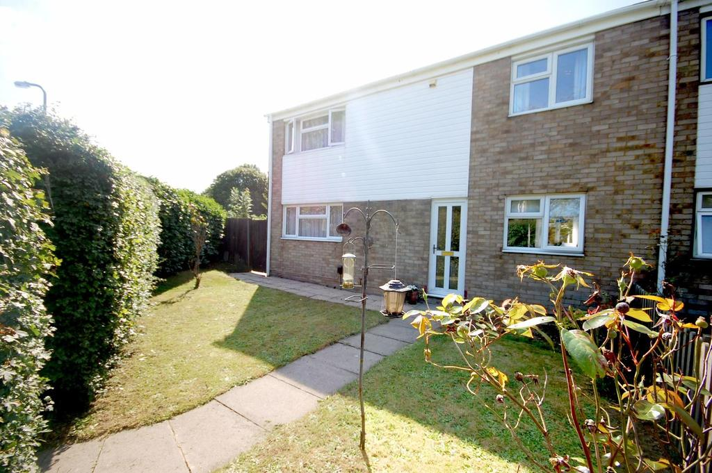 3 Bedrooms End Of Terrace House for sale in Mildmay Road, Stevenage