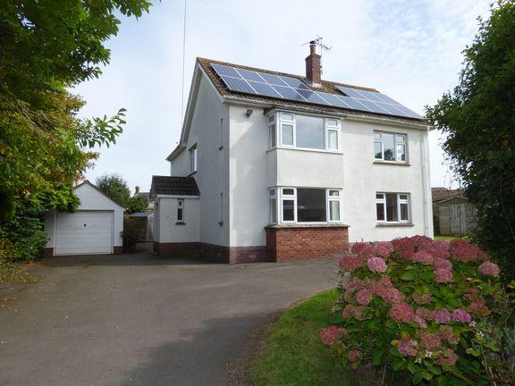 4 Bedrooms Detached House for sale in Williton