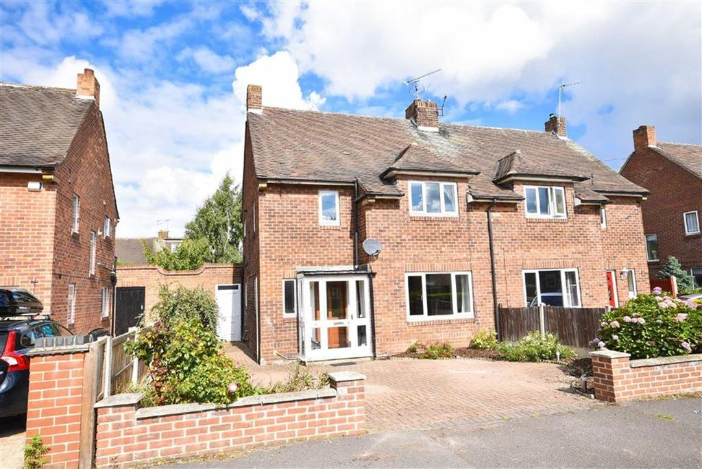 4 Bedrooms Semi Detached House for sale in Spinney Close, West Bridgford