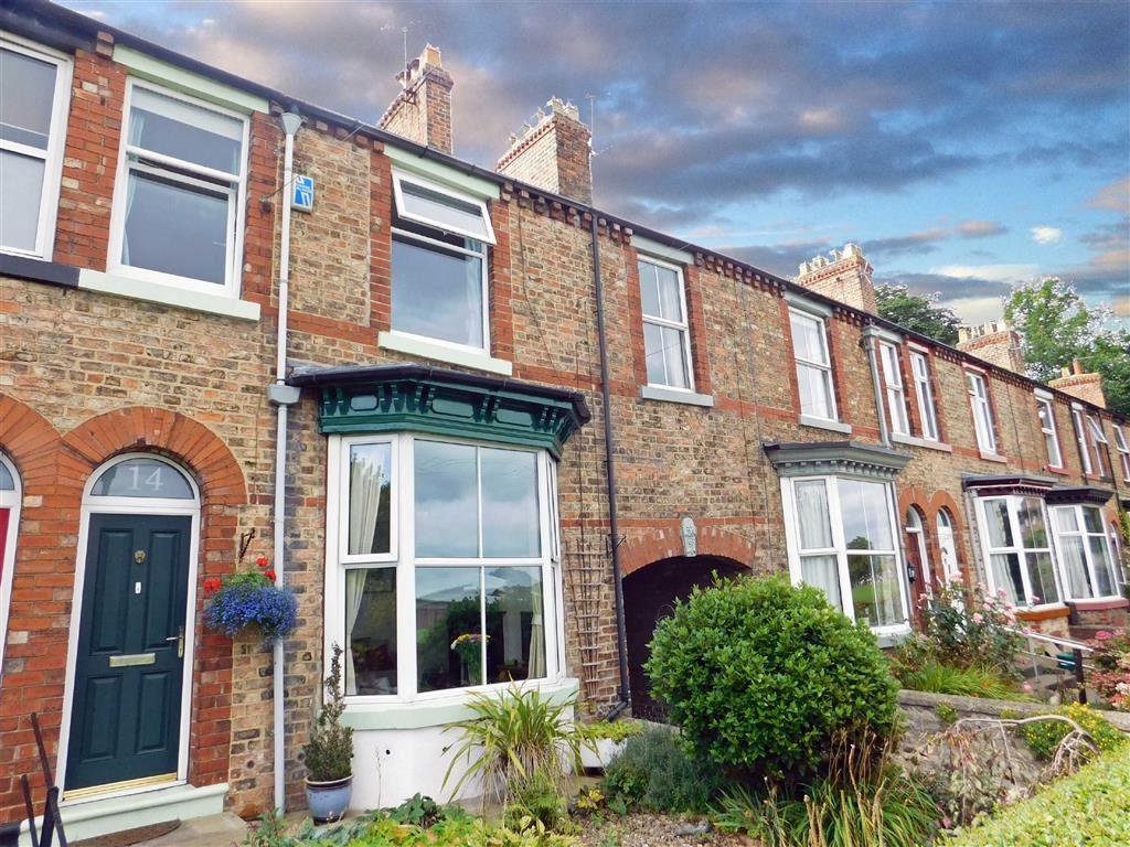 3 Bedrooms Terraced House for sale in Knaresborough Road, Ripon