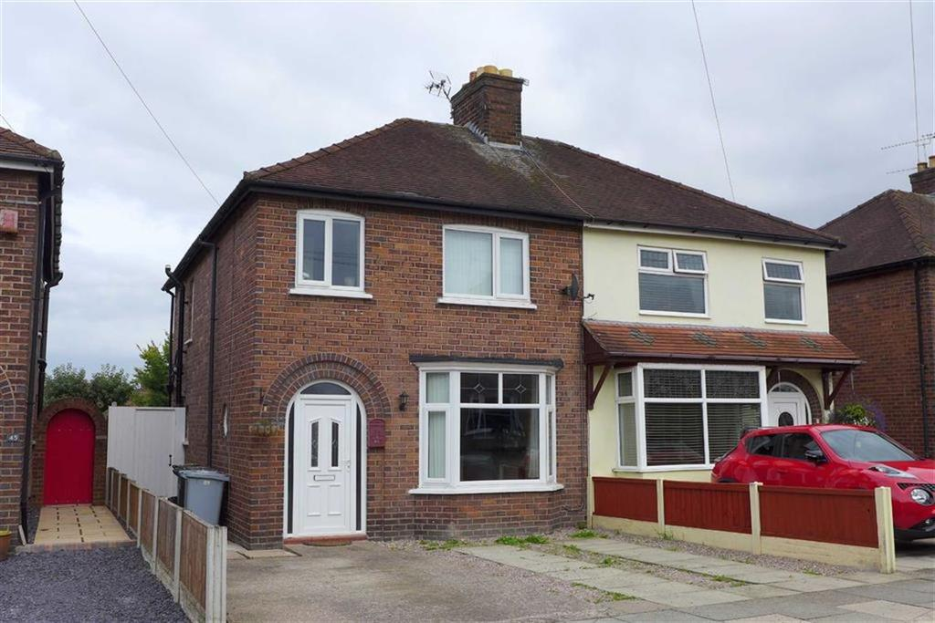 3 Bedrooms Semi Detached House for sale in Salisbury Avenue, Crewe