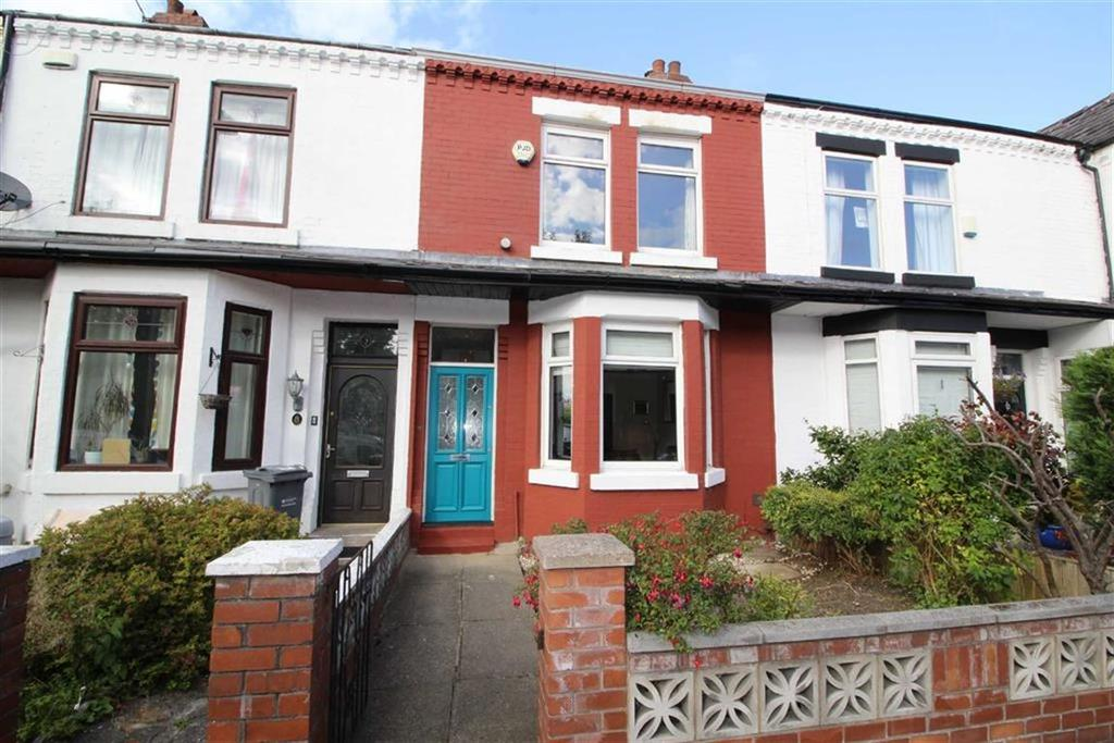 3 Bedrooms Terraced House for sale in Ransfield Road, Chorlton