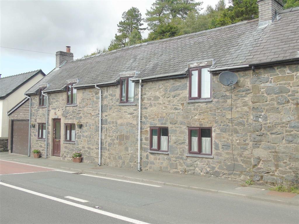 3 Bedrooms Semi Detached House for sale in Bryn Hyfryd, Foel, Welshpool, Powys, SY21