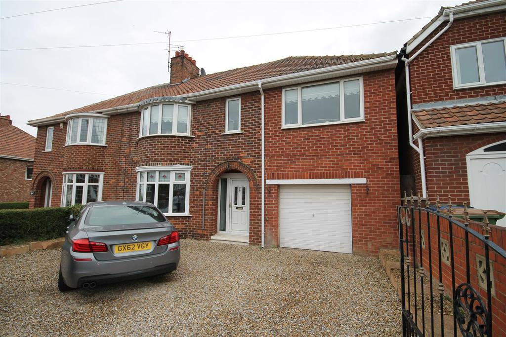 4 Bedrooms Semi Detached House for sale in Orchard Way, Ormesby, Middlesbrough