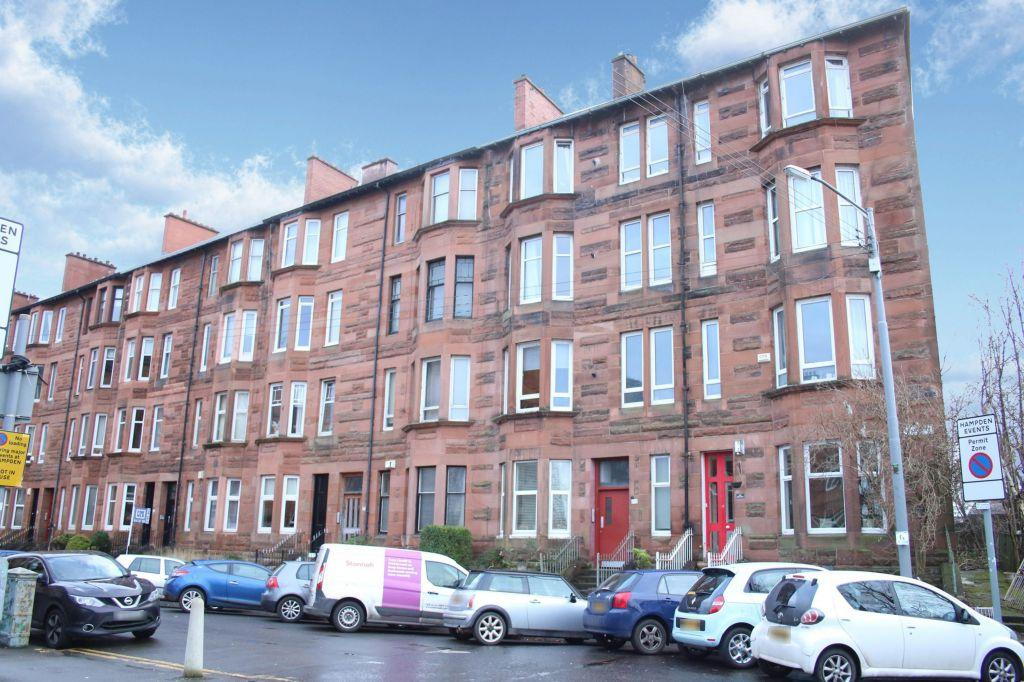 1 Bedroom Flat for sale in 1/2, 103 Bolton Drive, Mount Florida, G42 9DS