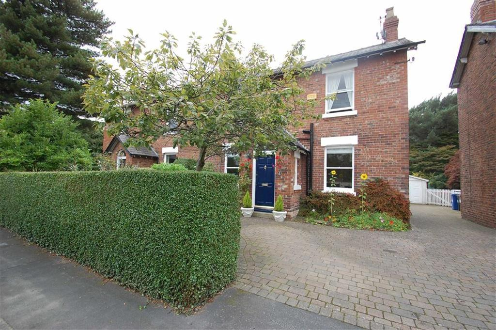3 Bedrooms Semi Detached House for sale in Kitts Moss Lane, Bramhall, Cheshire