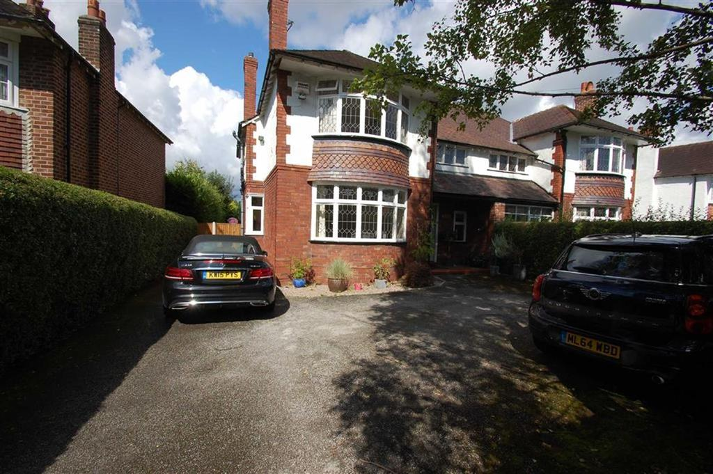 4 Bedrooms Semi Detached House for sale in Moss Lane, Bramhall, Cheshire