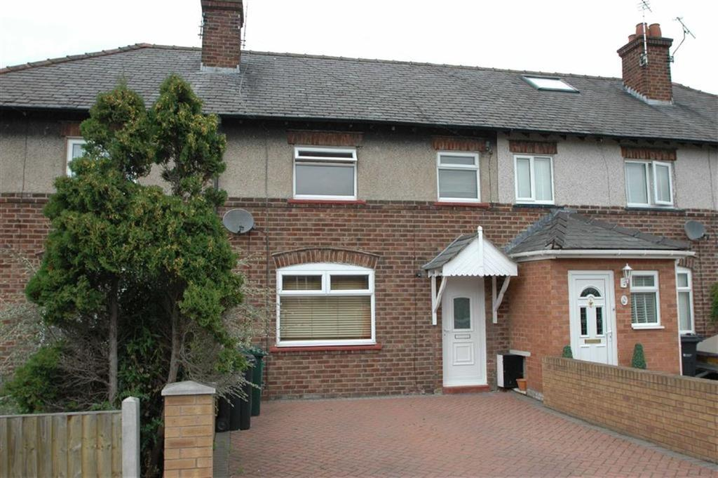 2 Bedrooms Terraced House for sale in Beeston View, Handbridge Chester
