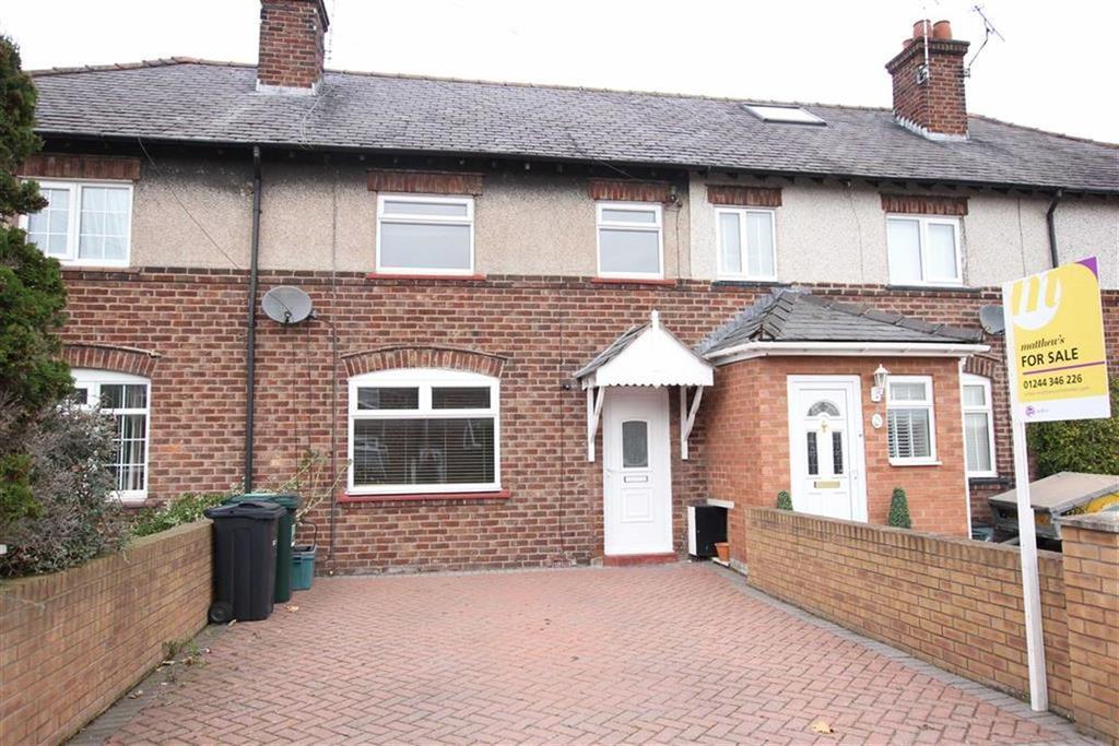 2 Bedrooms Terraced House for sale in Beeston View, Handbridge Chester