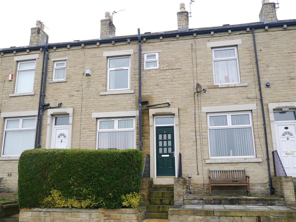 3 Bedrooms Terraced House for sale in Bierley View, Bierley