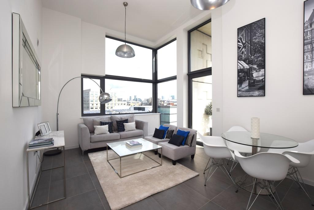 2 Bedrooms Flat for sale in Ewer Street Southwark SE1