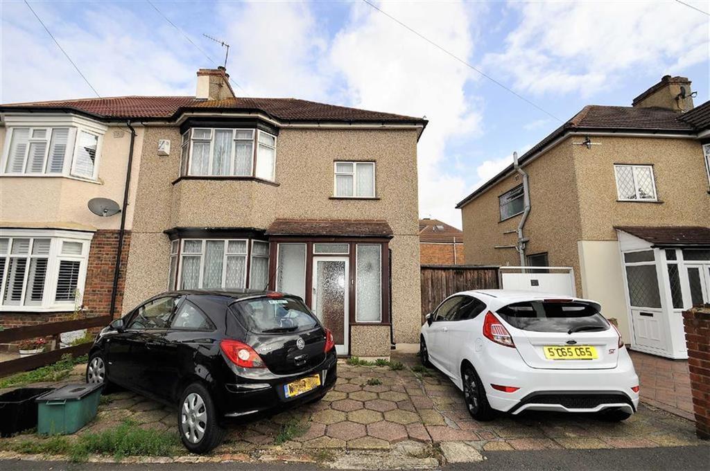 3 Bedrooms Semi Detached House for sale in Hamilton Road, Bexleyheath