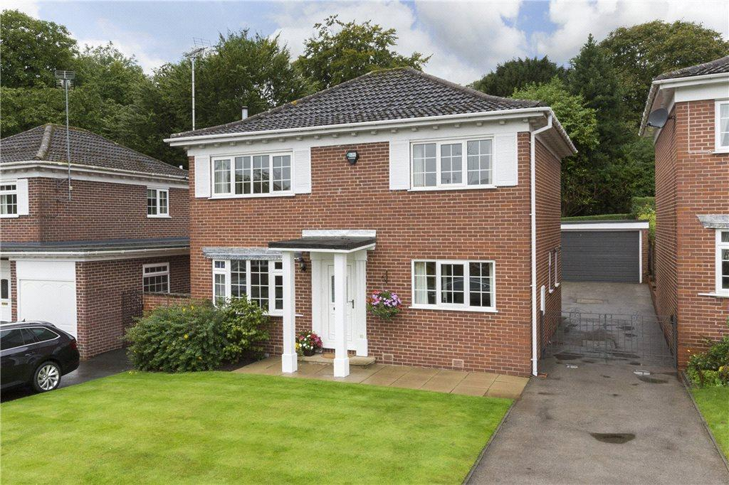4 Bedrooms Detached House for sale in Oakwood Rise, Leeds, West Yorkshire