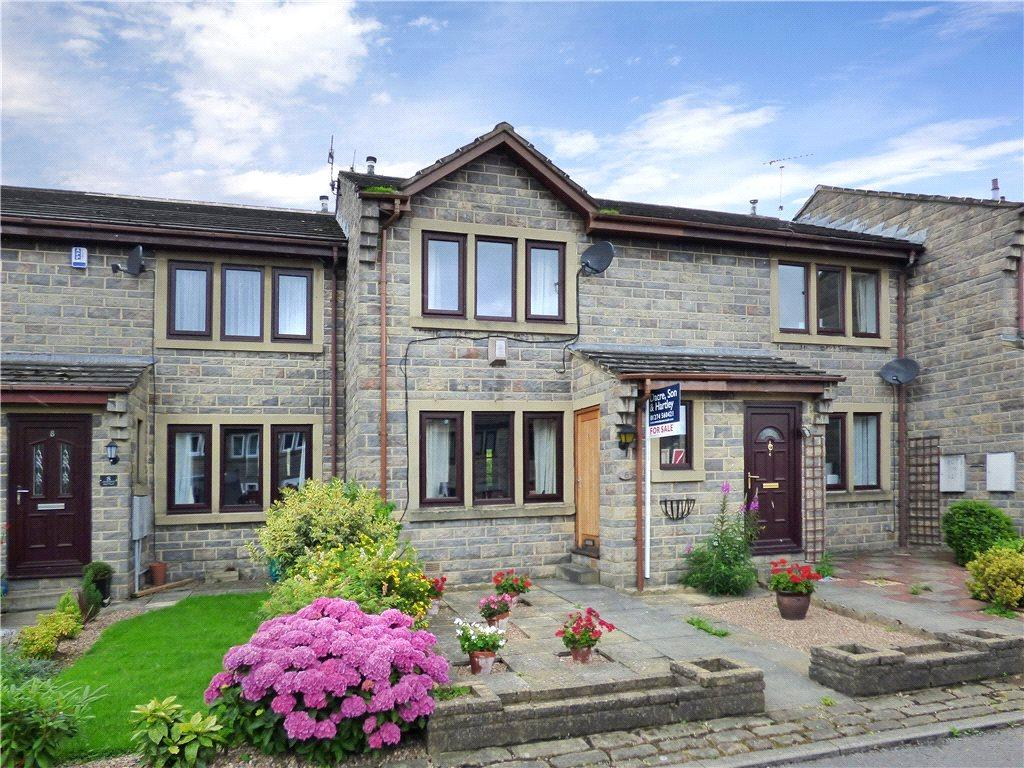 2 Bedrooms Town House for sale in Adam Croft, Cullingworth, Bradford, West Yorkshire