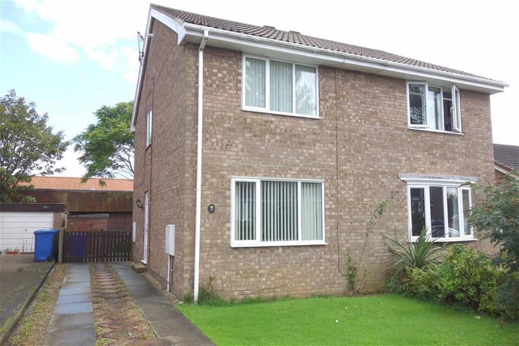2 Bedrooms Semi Detached House for sale in Headlands Close, Bridlington, East Yorkshire