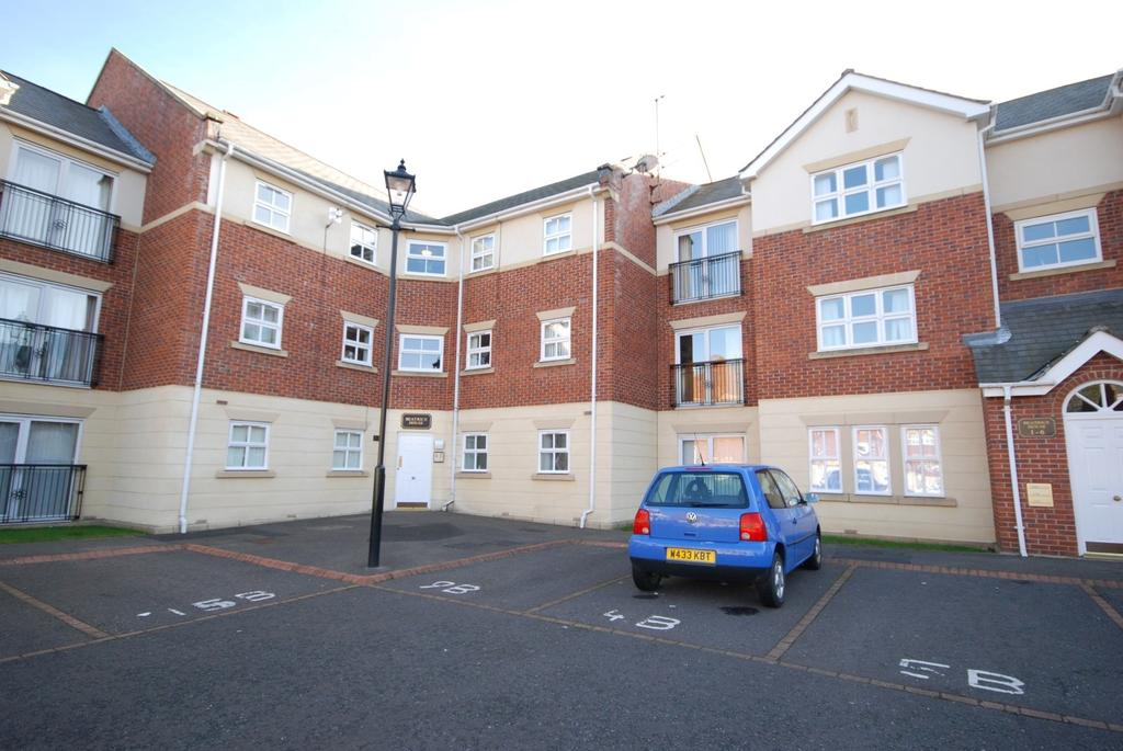 2 Bedrooms Apartment Flat for sale in Beatrice House, Albert Court, Sunderland