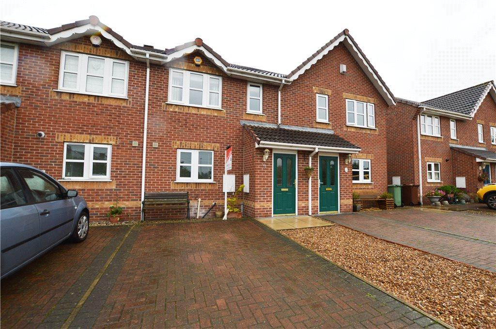 3 Bedrooms Town House for sale in Water View, Castleford, West Yorkshire