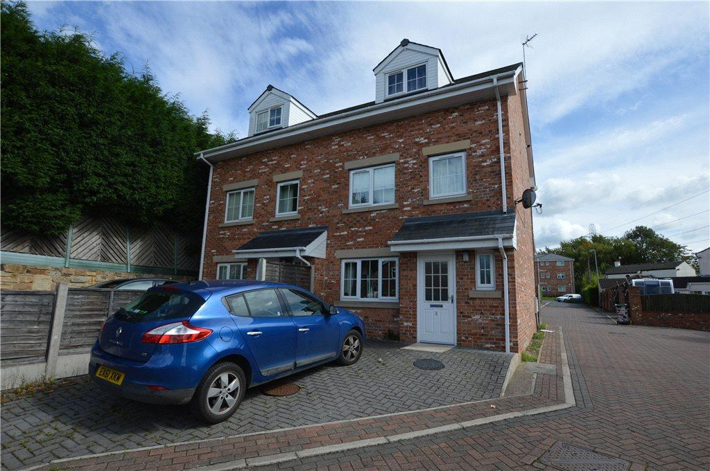 4 Bedrooms Semi Detached House for sale in Colley Gardens, Stanley, Wakefield, West Yorkshire