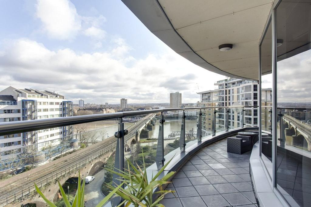 3 Bedrooms Flat for sale in Chelsea Vista, The Boulevard, London