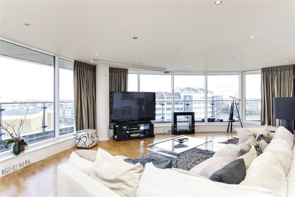 3 Bedrooms Flat for sale in Chelsea Vista, The Boulevard, Fulham, London