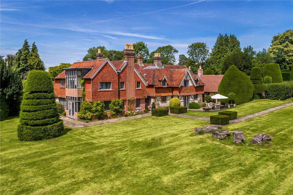 7 Bedrooms Detached House for sale in East Harting, Petersfield, Hampshire