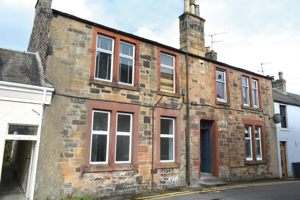 2 Bedrooms Ground Flat for sale in Bridgend, Dunblane, Stirling, FK15 9ES