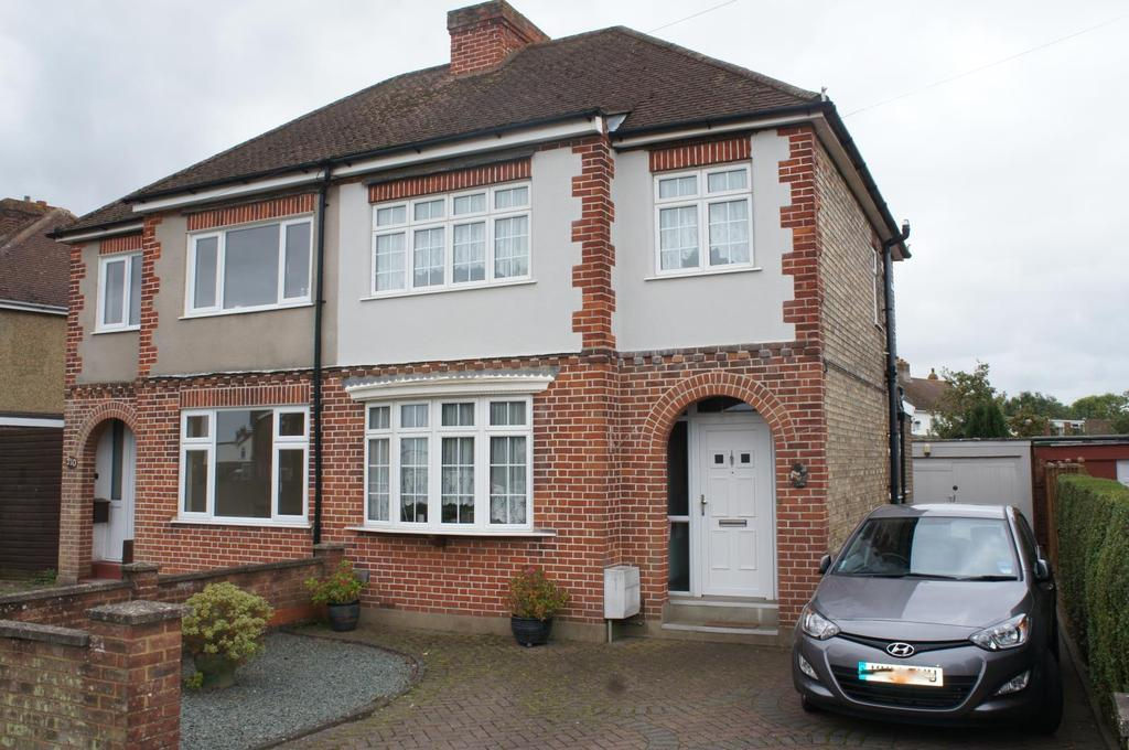 3 Bedrooms Semi Detached House for sale in High Street, Cranfield, Bedfordshire