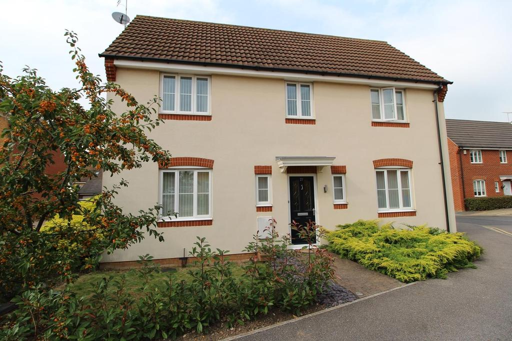 4 Bedrooms Detached House for sale in Randall Drive, Orsett, Grays, Essex, RM16