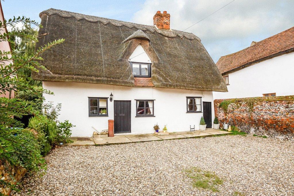 3 Bedrooms Detached House for sale in Garrison Lane, Great Waldingfield, Sudbury, Suffolk, CO10
