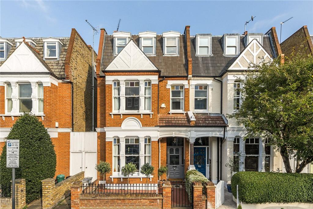 6 Bedrooms Semi Detached House for sale in Cloncurry Street, London, SW6