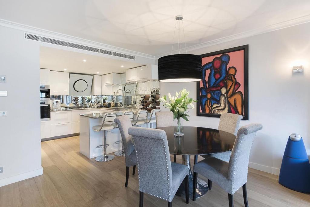 2 Bedrooms Flat for sale in King's Chelsea, Chelsea