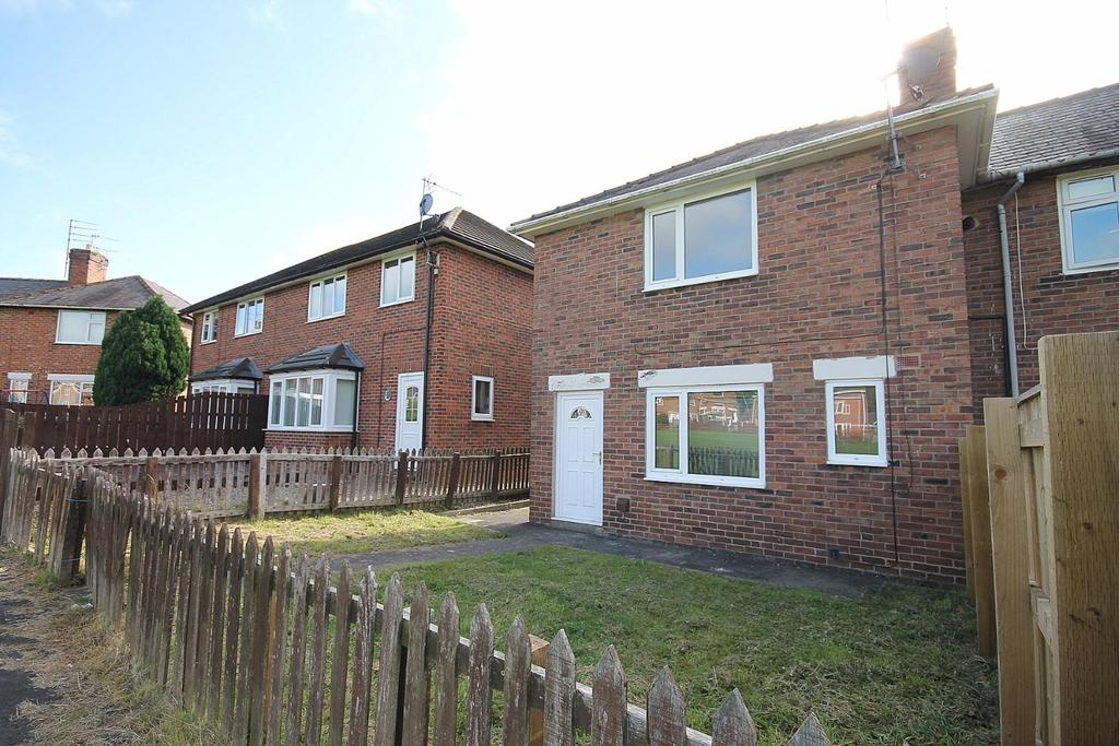 2 Bedrooms Terraced House for sale in South End Villas, Crook