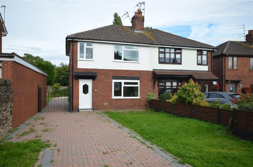 3 Bedrooms Semi Detached House for sale in Church Road, Rainford