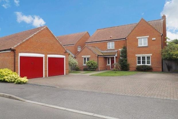 5 Bedrooms Detached House for sale in Hawthorn Close, Bleasby, Nottingham, NG14