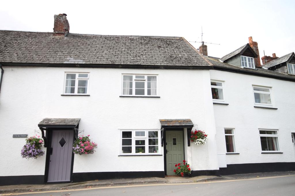 3 Bedrooms Terraced House for sale in Cullompton EX15 1DA