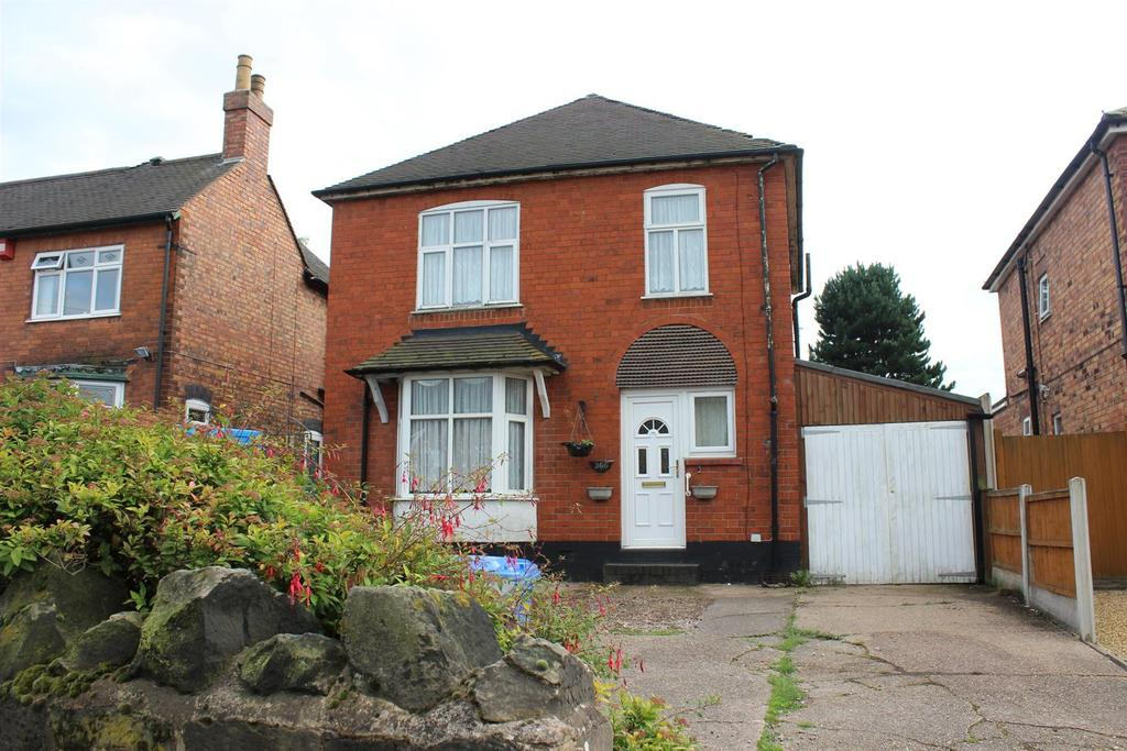3 Bedrooms Detached House for sale in Glascote Road, Glascote, Tamworth