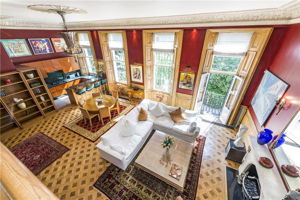 2 Bedrooms Flat for sale in Old Brompton Road, South Kensington, London, SW5