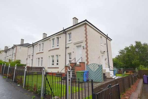 2 Bedrooms Flat for sale in 192 Cardowan Road, Glasgow, G32 6QR