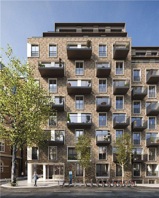 2 Bedrooms Flat for sale in The Denizen, 43 Golden Lane, London, EC1Y