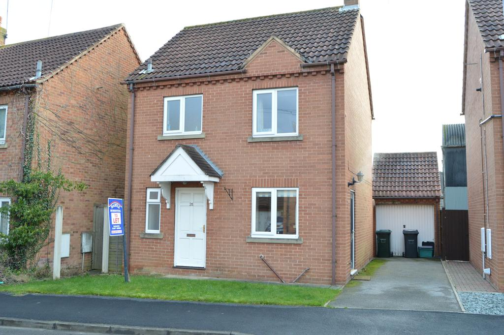 3 Bedrooms Detached House for rent in Cawdel Way, South Milford LS25