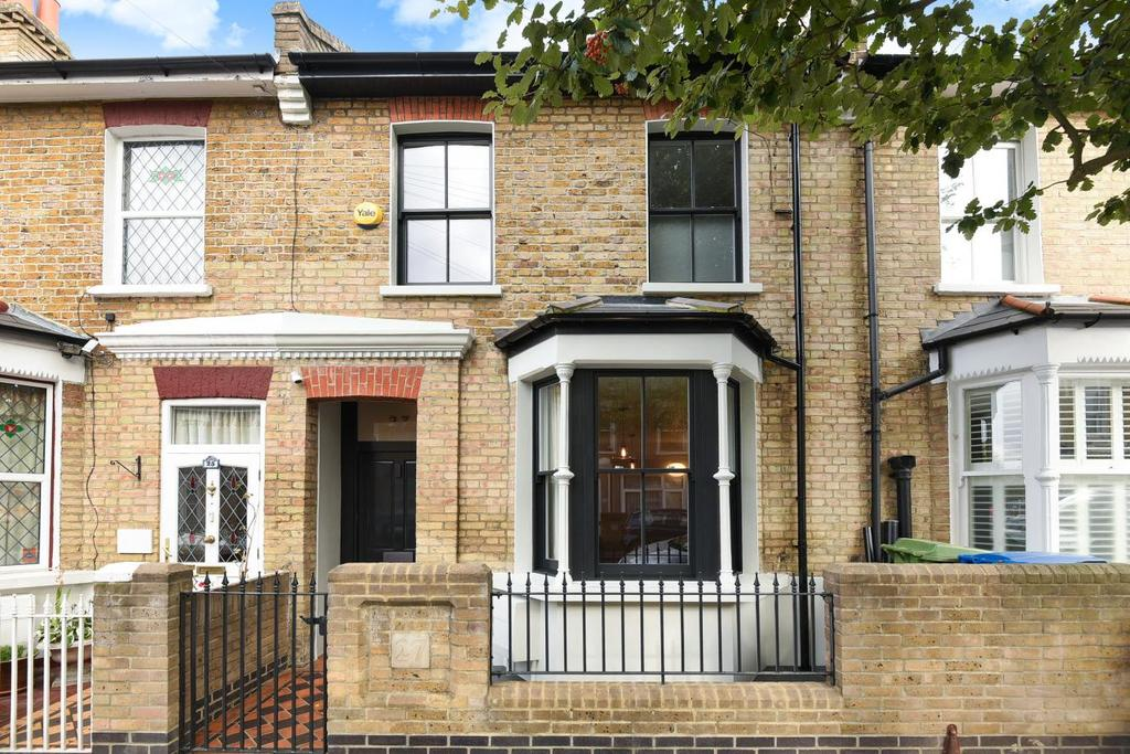 4 Bedrooms Terraced House for sale in Waghorn Street, Peckham Rye
