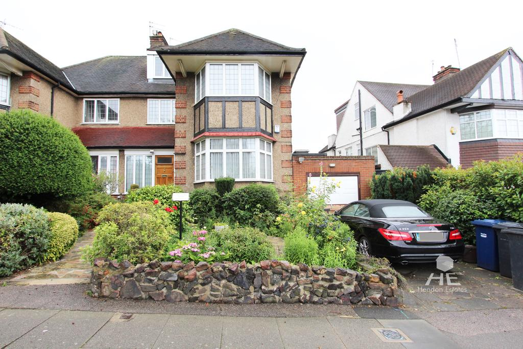 7 Bedrooms Link Detached House for sale in Hodford Road, Golders Green, London NW11