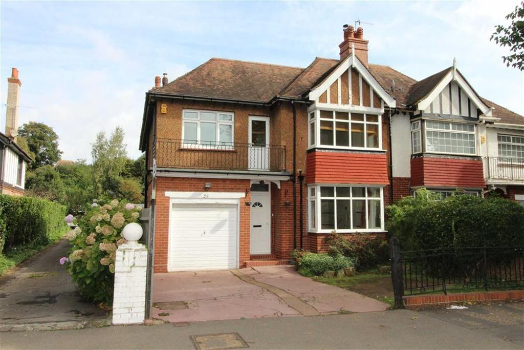 4 Bedrooms Semi Detached House for sale in Old Shoreham Road, Hove, East Sussex